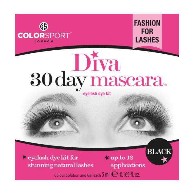 30 Day Mascara - Black Permanent